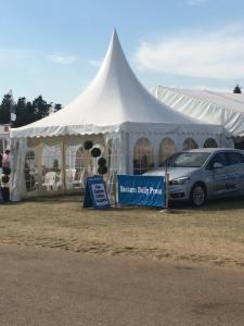 EDP tent